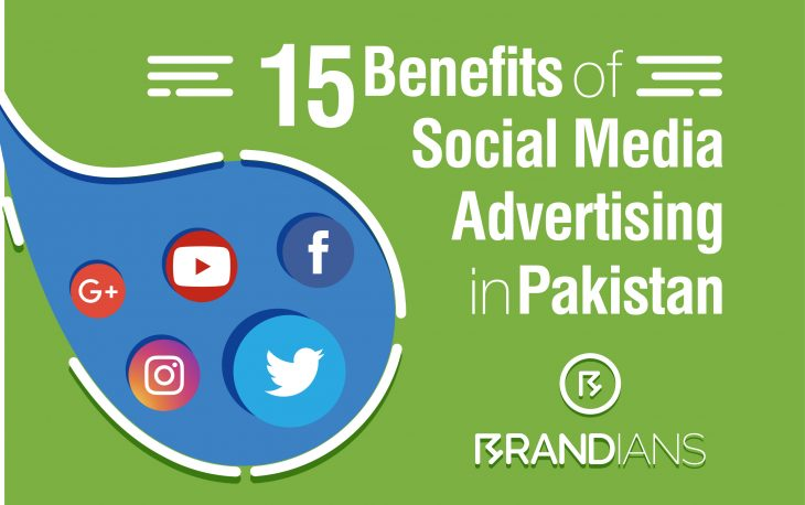 Social media marketing Brandians