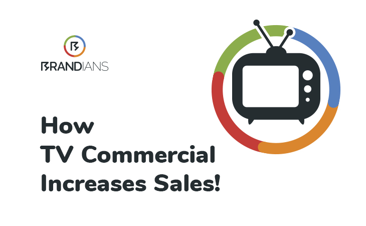 How TV Commercial Advertising Increases Sales