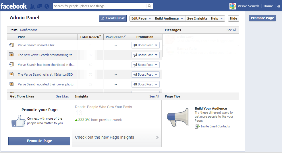 How to Manage Your Business's Facebook Page Efficiently