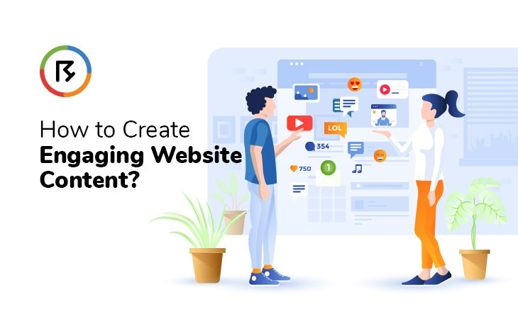 How to Create Engaging Website Content?