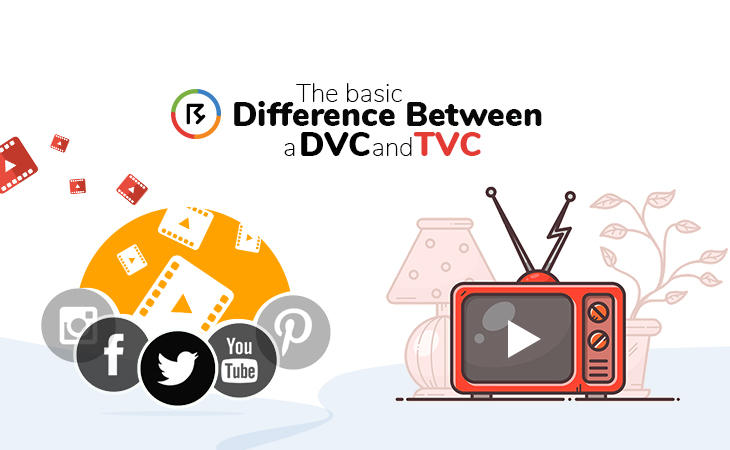 Basic differences between a DVC and TVC