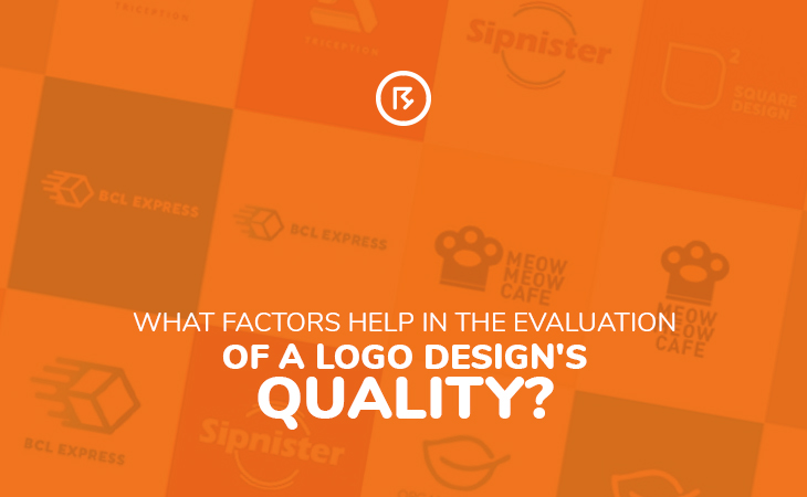 What Factors Help in the Evaluation of a Logo Design's Quality?