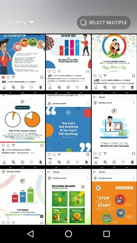Best Social Media Designs − Five Ways You Can Use Instagram Marketing to Expand Your Business Online