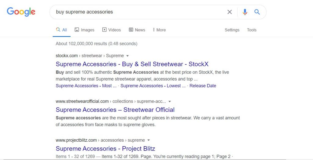Search Intent and SEO