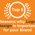 Top 5 Reasons why Logo Design is Important for your Brand